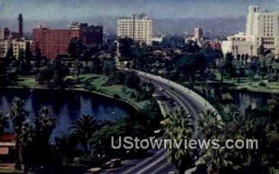 Los Angeles - California CA Postcard