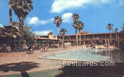Sheraton West - Los Angeles, California CA Postcard