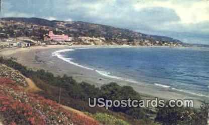 Laguna Beach, California Postcard        ;       Laguna Beach, CA