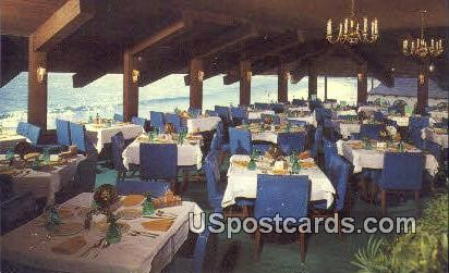 Hotel Laguna - Laguna Beach, California CA Postcard