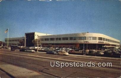 Home of Rexall Drugs - Los Angeles, California CA Postcard