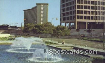 Century Plaza Hotel - Los Angeles, California CA Postcard