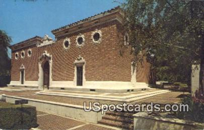 Clark Library, UCLA - Los Angeles, California CA Postcard