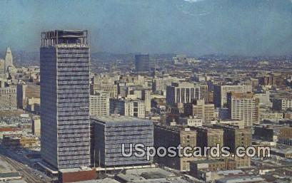 Occidental Center - Los Angeles, California CA Postcard