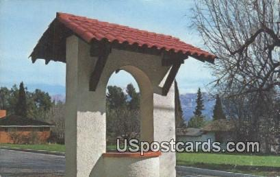 Stagecoach Town USA - Banning, California CA Postcard