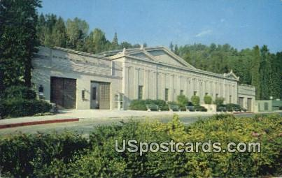 Greek Theatre - Los Angeles, California CA Postcard