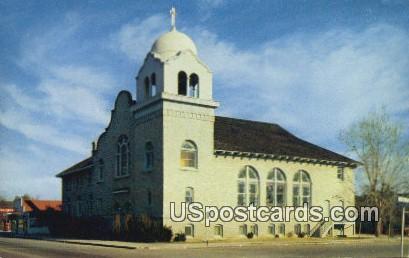 Methodist Church - Oakland, California CA Postcard