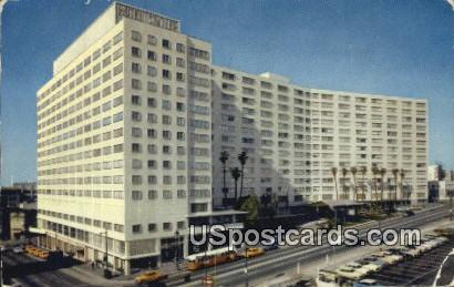 Statler Center - Los Angeles, California CA Postcard