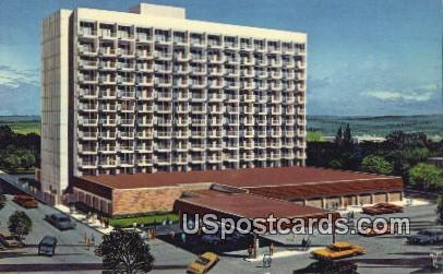 Holiday Inn - Los Angeles, California CA Postcard