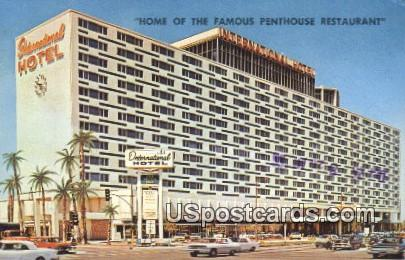 International Hotel - Los Angeles, California CA Postcard