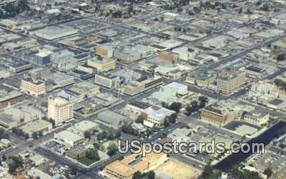 Bakersfield, California Postcard        ;       Bakersfield, CA