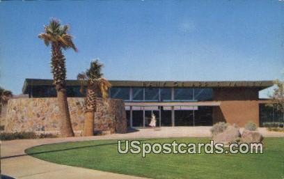 Bank of Apple Valley - California CA Postcard