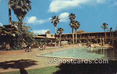 Sheraton West - Los Angeles, California CA Postcard