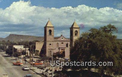 La Paz - Baja, California CA Postcard