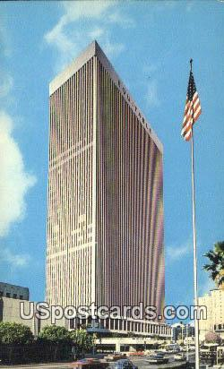 Equitable Building - Los Angeles, California CA Postcard