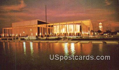 Mark Taper Forum Ahmanson Theatre - Los Angeles, California CA Postcard