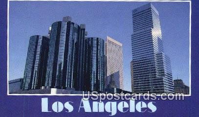Bonaventure Hotel - Los Angeles, California CA Postcard