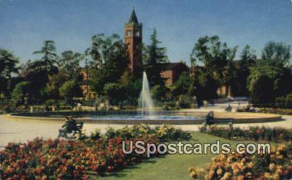 Exposition Park, University of Southern California - Los Angeles Postcard