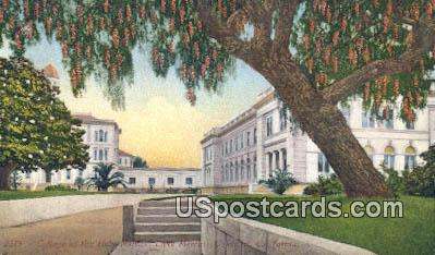 College of the Holy Names - Oakland, California CA Postcard