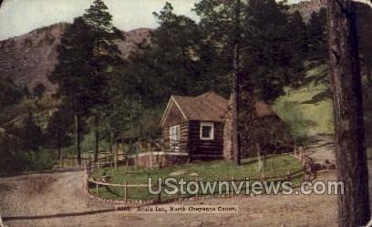 Bruin Inn  - Cheyenne, Colorado CO Postcard