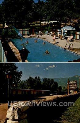 Maple Lodge 9 - Colorado Springs Postcards, Colorado CO Postcard