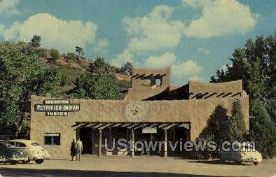 Trading Post Garden of the Gods  - Colorado Springs Postcards, Colorado CO Postcard