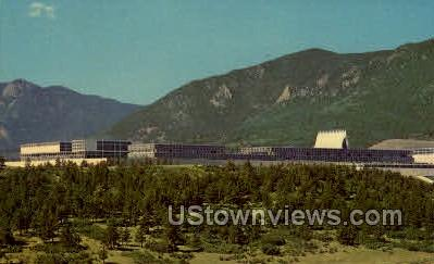 Air Force Academy - Colorado Springs Postcards, Colorado CO Postcard