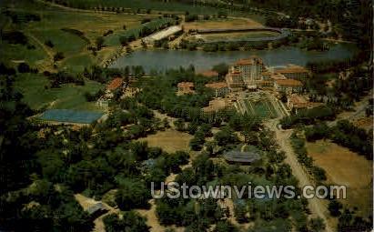 Broadmoor Hotel and Grounds - Colorado Springs Postcards, Colorado CO Postcard
