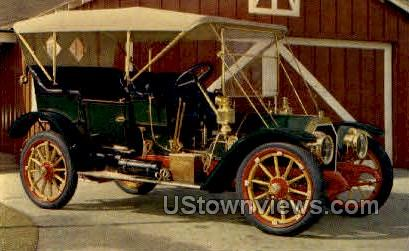 1910 Stearns  - Colorado Springs Postcards, Colorado CO Postcard