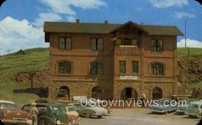 Cripple Creek District Museum - Colorado CO Postcard