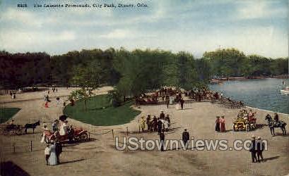 The Lakeside Promenade - Denver, Colorado CO Postcard