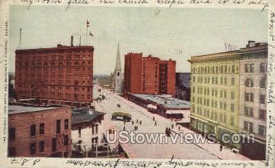 Brown Palace Metropole - Denver, Colorado CO Postcard