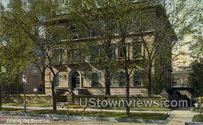 University Club - Denver, Colorado CO Postcard