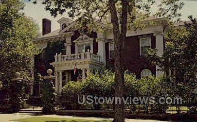 Governor's Mansion - Denver, Colorado CO Postcard