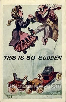 This is So Sudden - Denver, Colorado CO Postcard