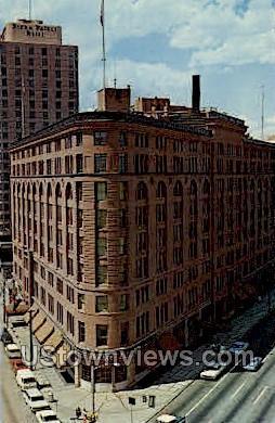 Brown Palace Metropole & Savoy Hotels - Denver, Colorado CO Postcard