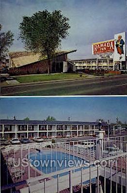 Ramada Inn - Denver, Colorado CO Postcard