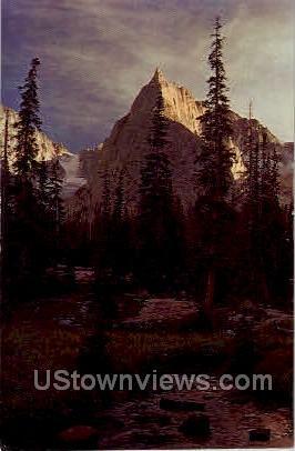 Long Eagle Park - Misc, Colorado CO Postcard
