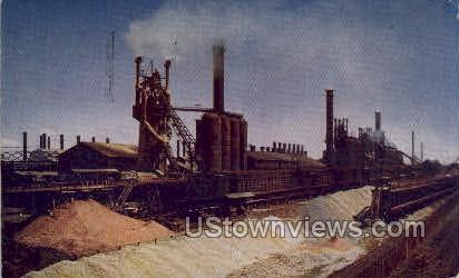 Colorado Fuel and Iron Works - Misc Postcard