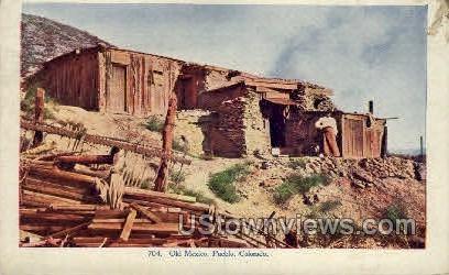 Old Mexico - Pueblo, Colorado CO Postcard