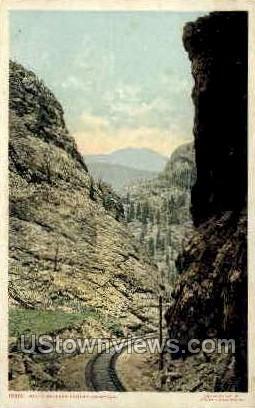South Boulder Canyon, CO, Colorado Postcard