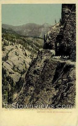 Rocky Point  - Misc, Colorado CO Postcard