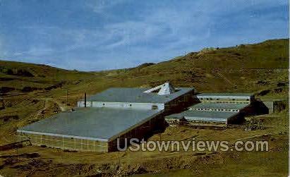 The Golden Cycle Mill - Cripple Creek, Colorado CO Postcard
