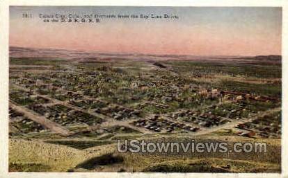 Canon City, CO, Colorado Postcard