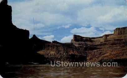 Colorado River - Misc Postcard