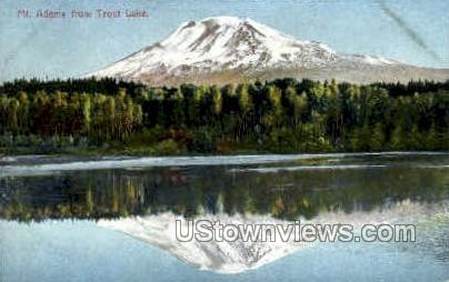 Mt. Adams - Misc, Colorado CO Postcard