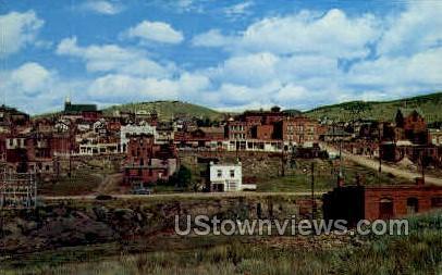 Historic Cripple Creek - Colorado CO Postcard
