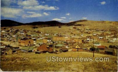 Cripple Creek, CO, Colorado Postcard