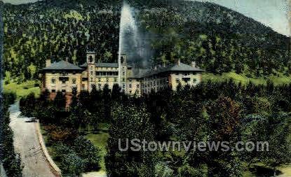Misc, CO, Colorado Postcard