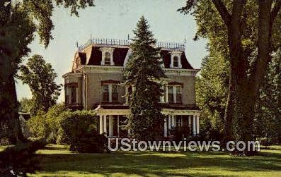 Robison Mansion - Canon City, Colorado CO Postcard